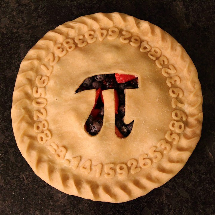 Pi is yummy!